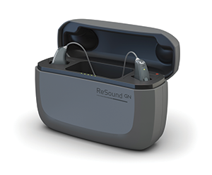 agx hearing aid charger